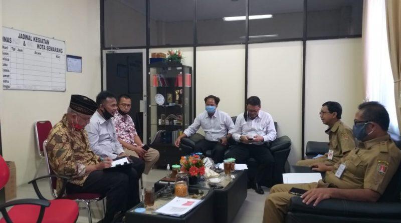 Komitmen LDII Kota Semarang Cegah Penyebaran Covid-19